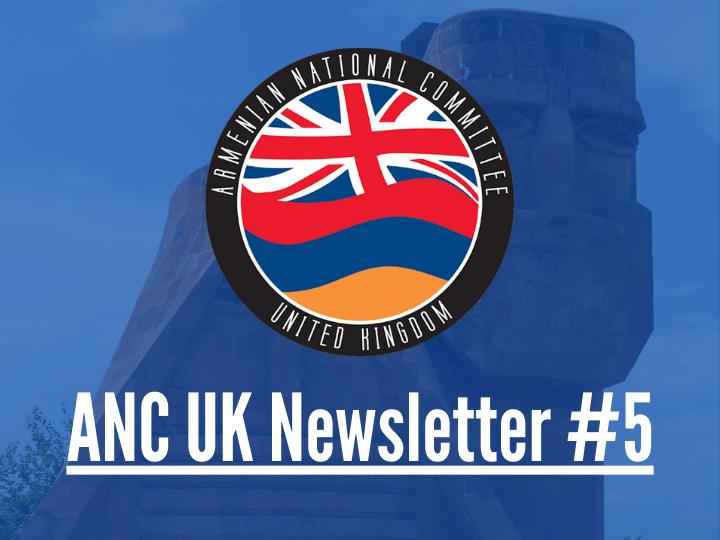 ANC UK Newsletter #5