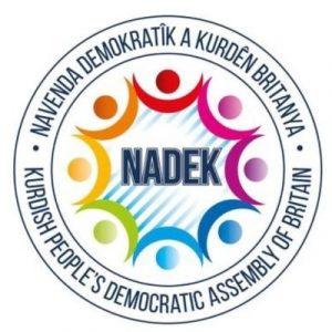 Kurdish Assembly Logo Trade Bill